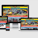 Website design for Motorworld QLD
