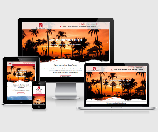 Travel Website Designer Port Douglas