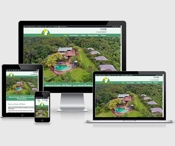 Daintree Accommodation Web Designer