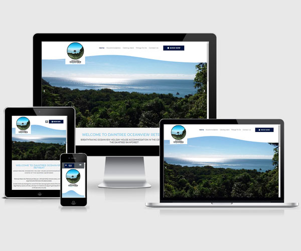Daintree Port Douglas Web Design